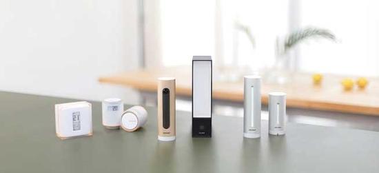 Netatmo Pro products